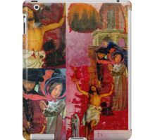 For All Those Who Cannot See. Collage work in progress. iPad Case/Skin
