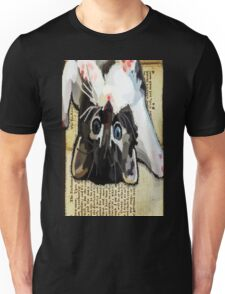 Kittens and books Unisex T-Shirt