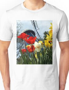Spring wind in the gardens T-Shirt