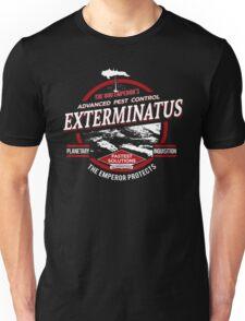 Exterminatus - Advanced pest control Unisex T-Shirt