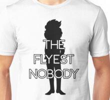 THE FLYEST NOBODY Silhouette 2 Unisex T-Shirt
