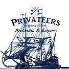 Privateers by C.J. Jackson