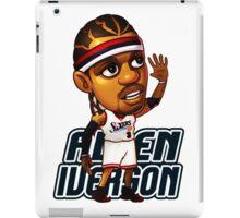 Allen Iverson iPad Case/Skin