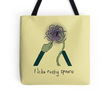 Rusty Spoons Tote Bag