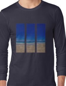 Summertime Blues Long Sleeve T-Shirt