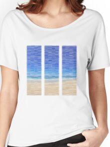Summertime Blues Women's Relaxed Fit T-Shirt