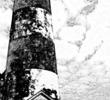 Assateague Lighthouse Sticker