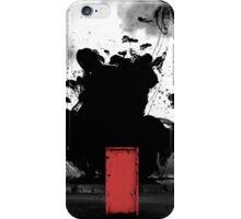 Paint it Black iPhone Case/Skin