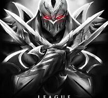 League of Legends | ZED by billiam666