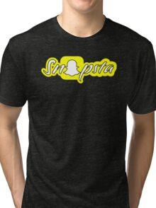 Snapsta!! Tri-blend T-Shirt