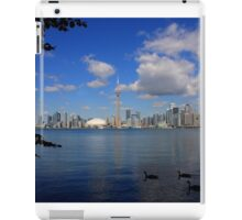 Toronto From the Islands iPad Case/Skin