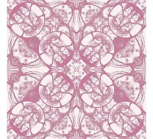 PATTERN PINK Photographic Print