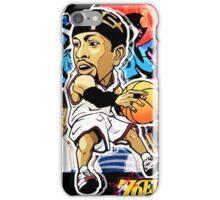 Allen Iverson Graffity iPhone Case/Skin