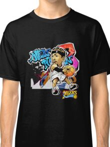 Allen Iverson Graffity Classic T-Shirt