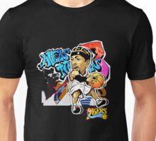 Allen Iverson Graffity Unisex T-Shirt