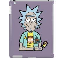 Daycare Rick iPad Case/Skin