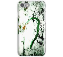 Stroke of the master iPhone Case/Skin