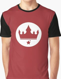 The Crown of The New Monarchy Emblem Graphic T-Shirt