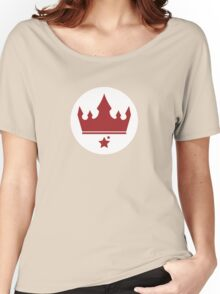 The Crown of The New Monarchy Emblem Women's Relaxed Fit T-Shirt