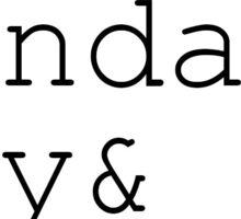 Clerks - Dante& Randal& Jay& Bob. Sticker