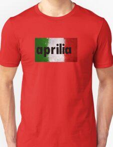 Aprilia Italian Colors T-Shirt