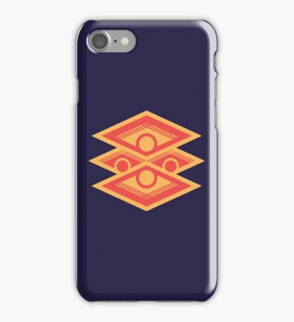 The Sigil of the Burning Dawn Emblem iPhone Case/Skin