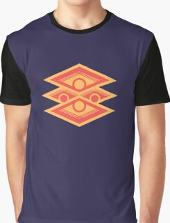 The Sigil of the Burning Dawn Emblem Graphic T-Shirt