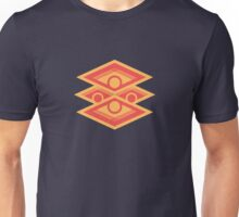 The Sigil of the Burning Dawn Emblem Unisex T-Shirt