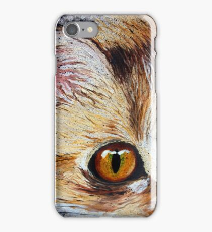 Visions of a Cat iPhone Case/Skin