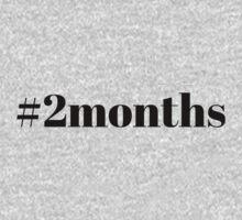 2 Months Old Kids Tee