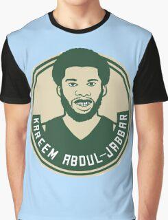 Kareem Abdul-Jabbar Graphic T-Shirt