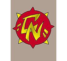Chuck Norris and the Karate Kommandos - Logo Photographic Print