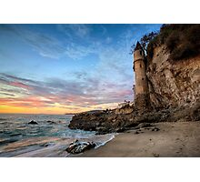 Victoria Beach, California Photographic Print