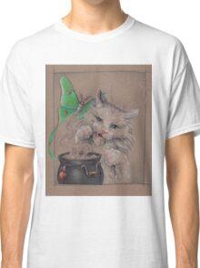 Kitty Cauldron Classic T-Shirt