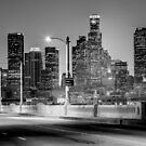 Downtown Los Angeles by Graham Gilmore