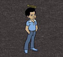 Gary Coleman 01 - with Halo Zipped Hoodie