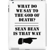 Sean Bean  iPad Case/Skin