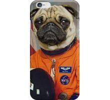 Astropug iPhone Case/Skin