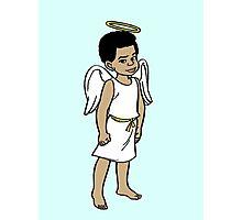 Gary Coleman 02 - Angel Photographic Print