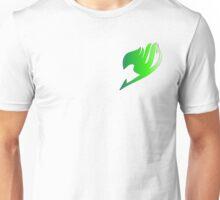 Fairy Tail Green fade symbol Unisex T-Shirt