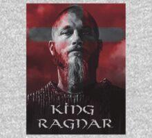 king ragnar One Piece - Long Sleeve