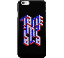 Tame Impala 4 iPhone Case/Skin