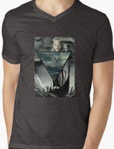 vikings epic Mens V-Neck T-Shirt