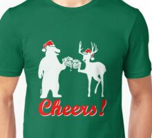 Christmas Cheers ! Unisex T-Shirt