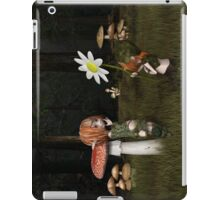 Goblin Valentine's Day in the Forest iPad Case/Skin