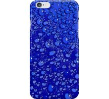 Blue Bubbles  iPhone Case/Skin