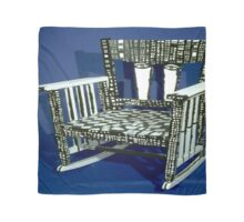 Big Brothers Chair Scarf