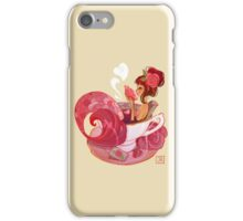 Tea Mermaid iPhone Case/Skin