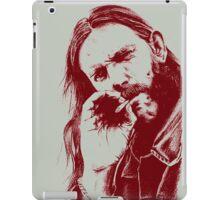 ROCK N' ROLL HERO iPad Case/Skin