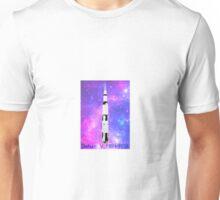 Saturn V Tribute Unisex T-Shirt